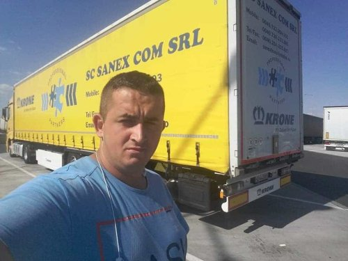 Romanian lorry driver reveals why Brexit means shortages