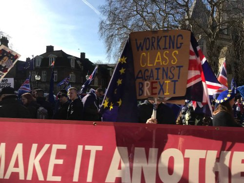 How Brexit betrayed the working classes