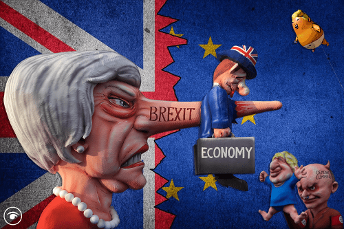 Five years on, what has Brexit done to Britain?