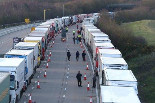 European drivers to shun Johnson's visa plea to solve UK petrol crisis