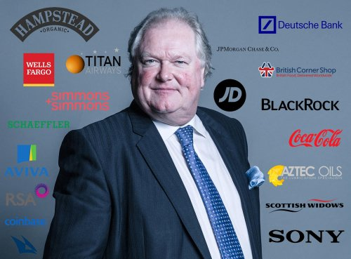 Digby Jones Index documents jobs lost to Brexit