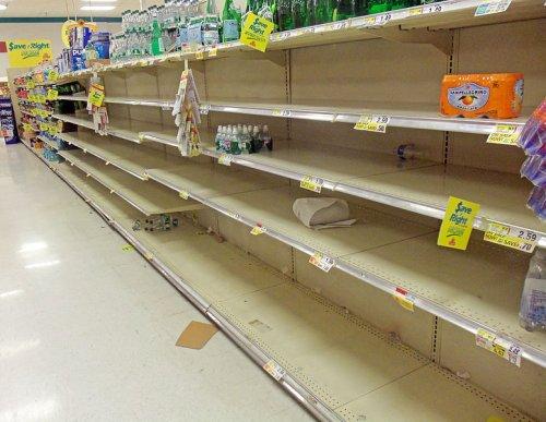'Supermarket shelves will go empty', farming industry warns