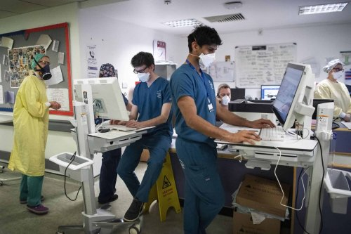NHS no longer rated best among rich countries' healthcare systems