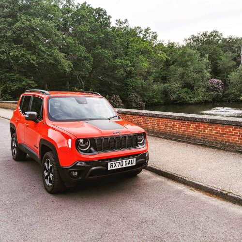 TLE drives: The Jeep Renegade 4xe