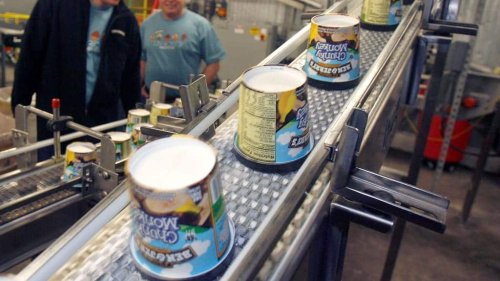 Ben & Jerry's to stop selling ice cream in occupied Palestinian territory