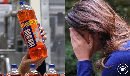 'York was sacked for less:' Irn-Bru fans fizzing with anger after deliveries hit by driver shortage