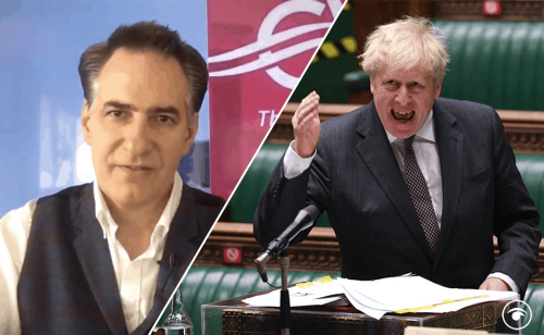 Viral video highlighting Johnson's alleged lies surges past 30 million views