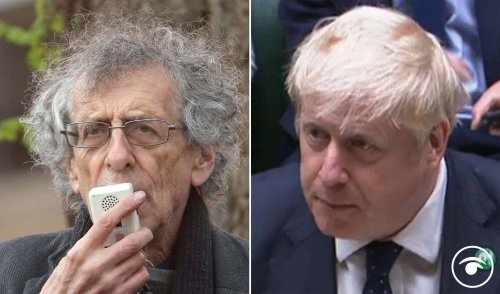 Watch: Boris Johnson used to get climate change info from Piers Corbyn