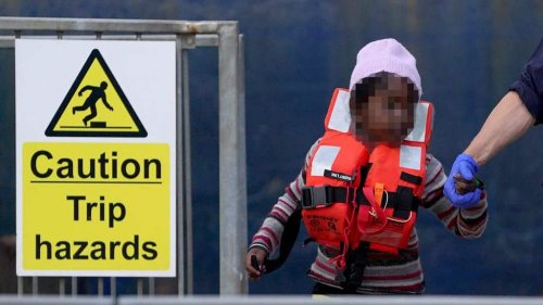 Babies and children among migrants held in 'shocking' conditions in Dover