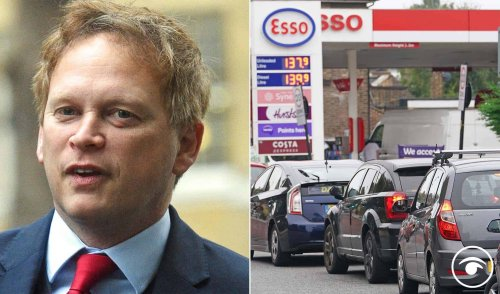 Watch: Shapps slammed for blaming haulage group for fuel queues and defending foreign HGV driver plan