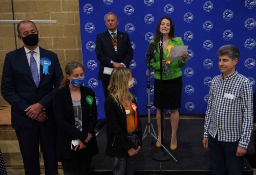 Labour loses deposit after just receiving just 622 votes in Chesham and Amersham by-election