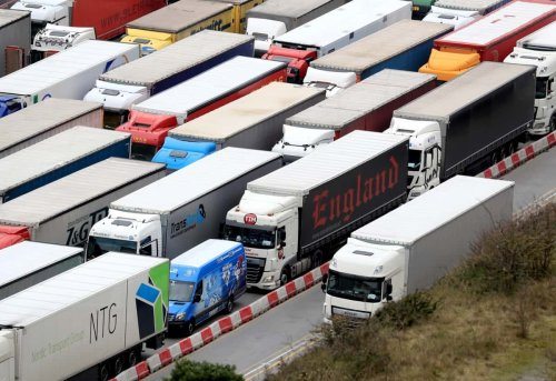 'Great deal' - hilarious letter inviting EU lorry drivers to UK goes viral
