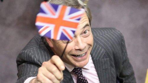 Led By Donkeys sends timely billboard reminder to Nigel Farage