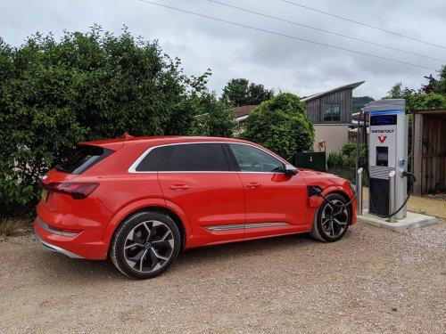 TLE drives: The Audi e-tron S