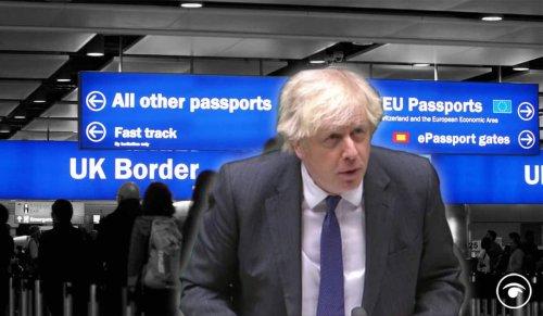Johnson's leaky borders plan risks letting new variant 'run rampant'