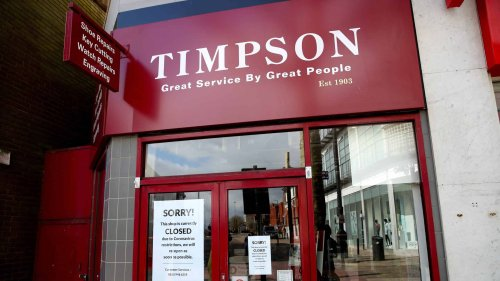Timpson CEO responds to Johnson's high viz proposals in the most perfect way