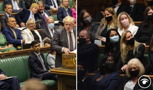Tory MPs voice concerns over mask 'obsession' after they fail - again - to wear them in Commons