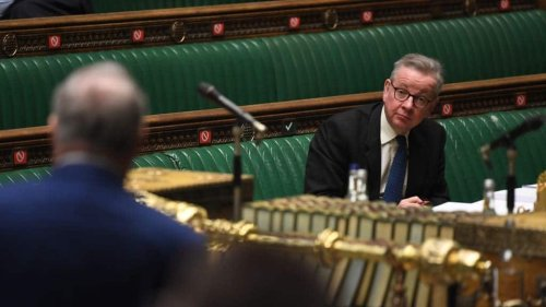 Michael Gove tells MPs freeports will be an big Brexit benefit