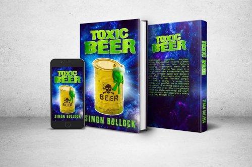 TOXIC BEER BY SIMON BULLOCK