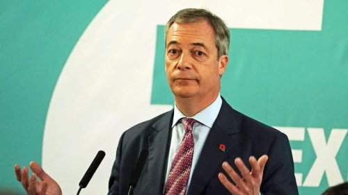 Watch: Nigel Farage tricked into repeating pro-IRA slogan - again