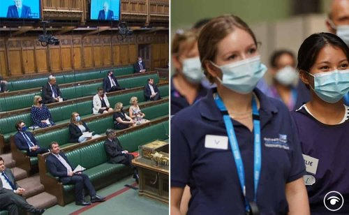MP pay rise could outstrip public sector workers from next year