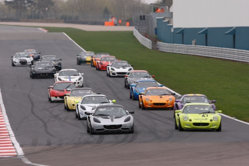 Elise Trophy and Lotus Cup UK – Round 2 – Donington Park