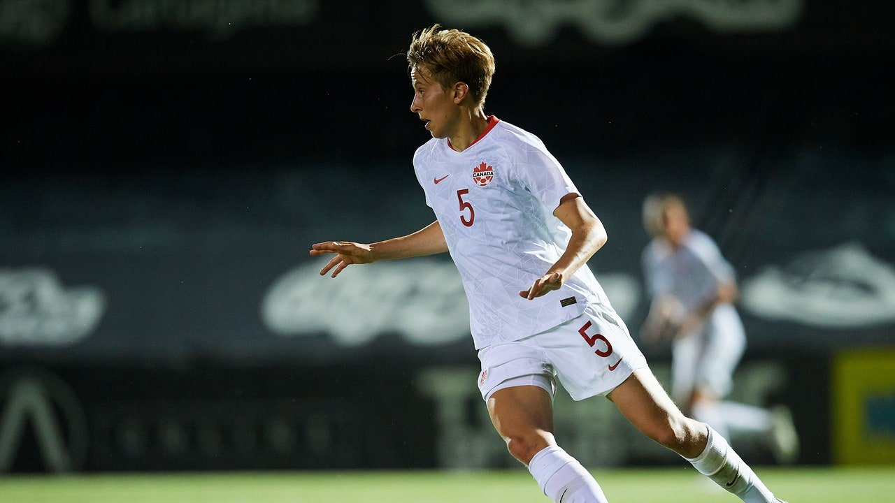 Canadian Soccer Star Quinn Will Be the First Openly Trans Olympian to Win a Medal
