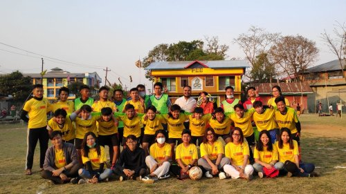 The Extraordinary Journey of India's First Known All-Trans Soccer Team