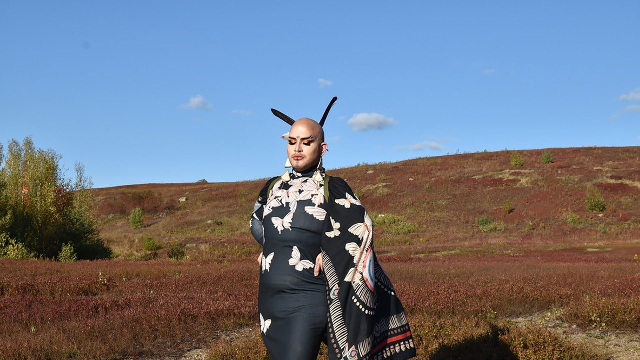 Geo Neptune, Maine's First Two-Spirit Elected Official, Is Ready to Decolonize Education