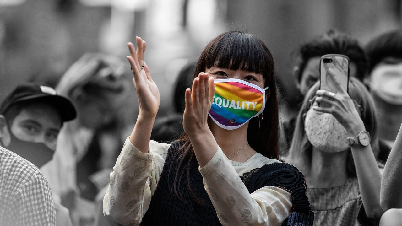 The Japanese LGBTQ+ Community Wanted Tokyo 2020 to Be a Statement. Then COVID Came