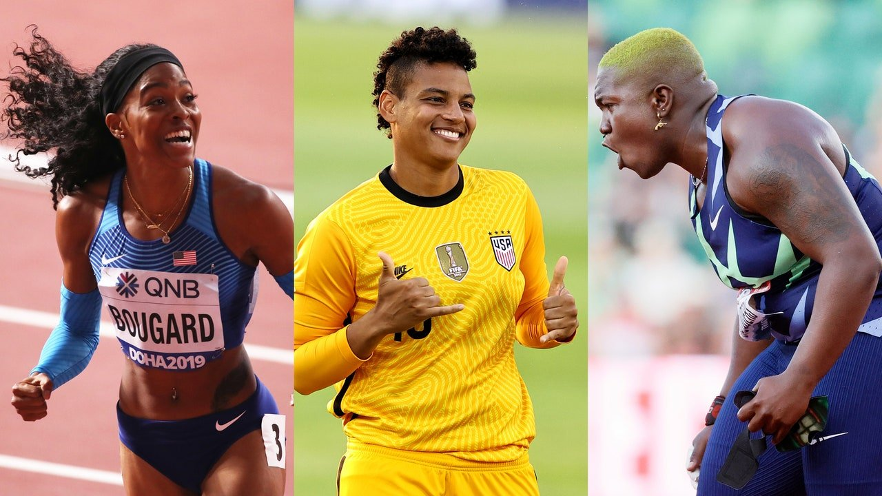 Team USA Is Sending Dozens of LGBTQ+ Athletes to Tokyo. Here Are 7 You Should Follow