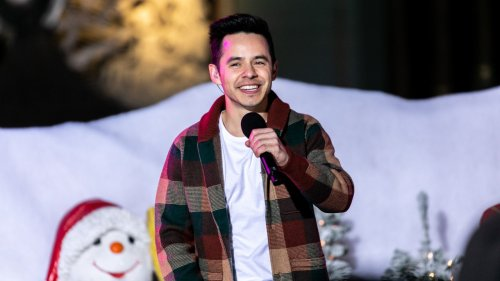 David Archuleta Hopes His Coming Out Can Help LGBTQ+ People of Faith