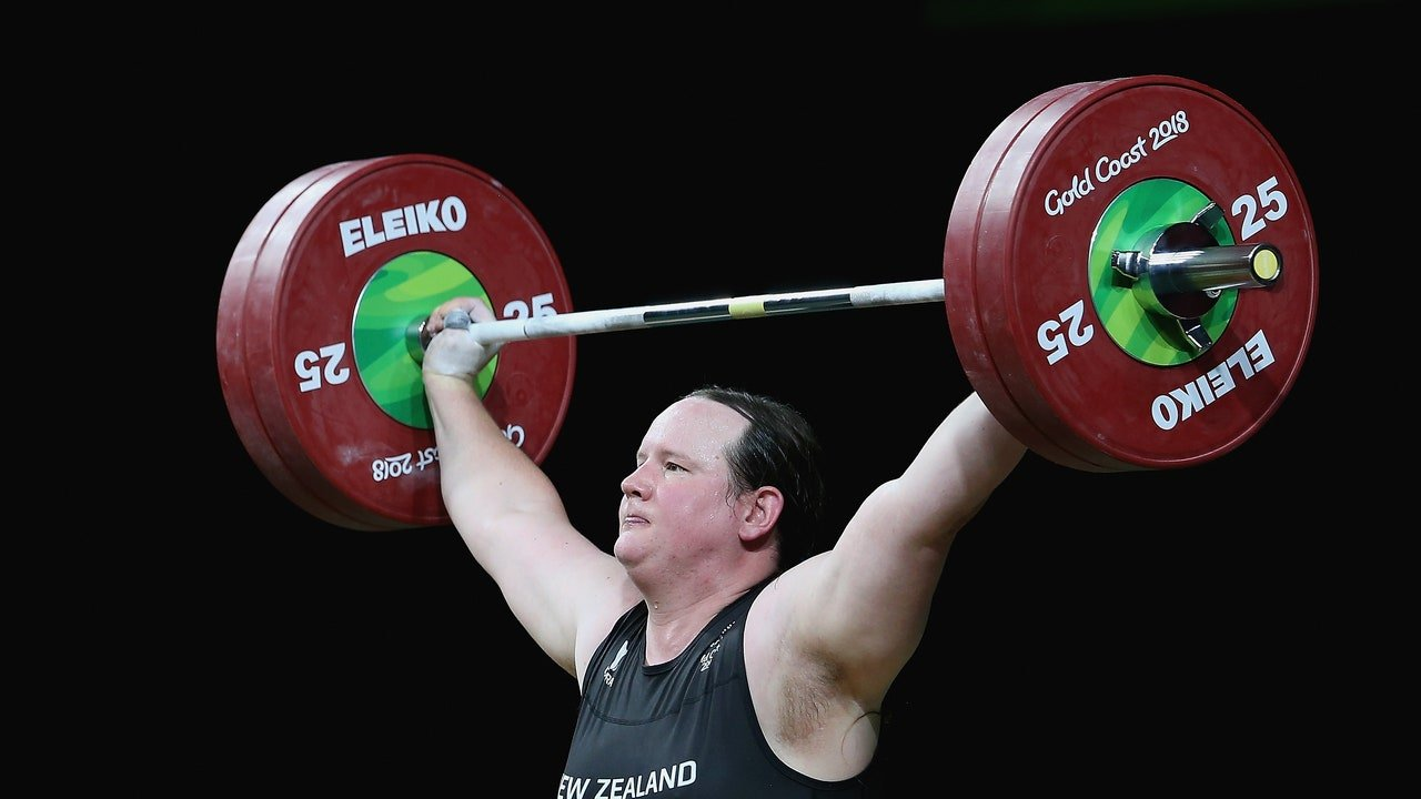 The Olympics Will Not Disqualify Laurel Hubbard for Being Transgender