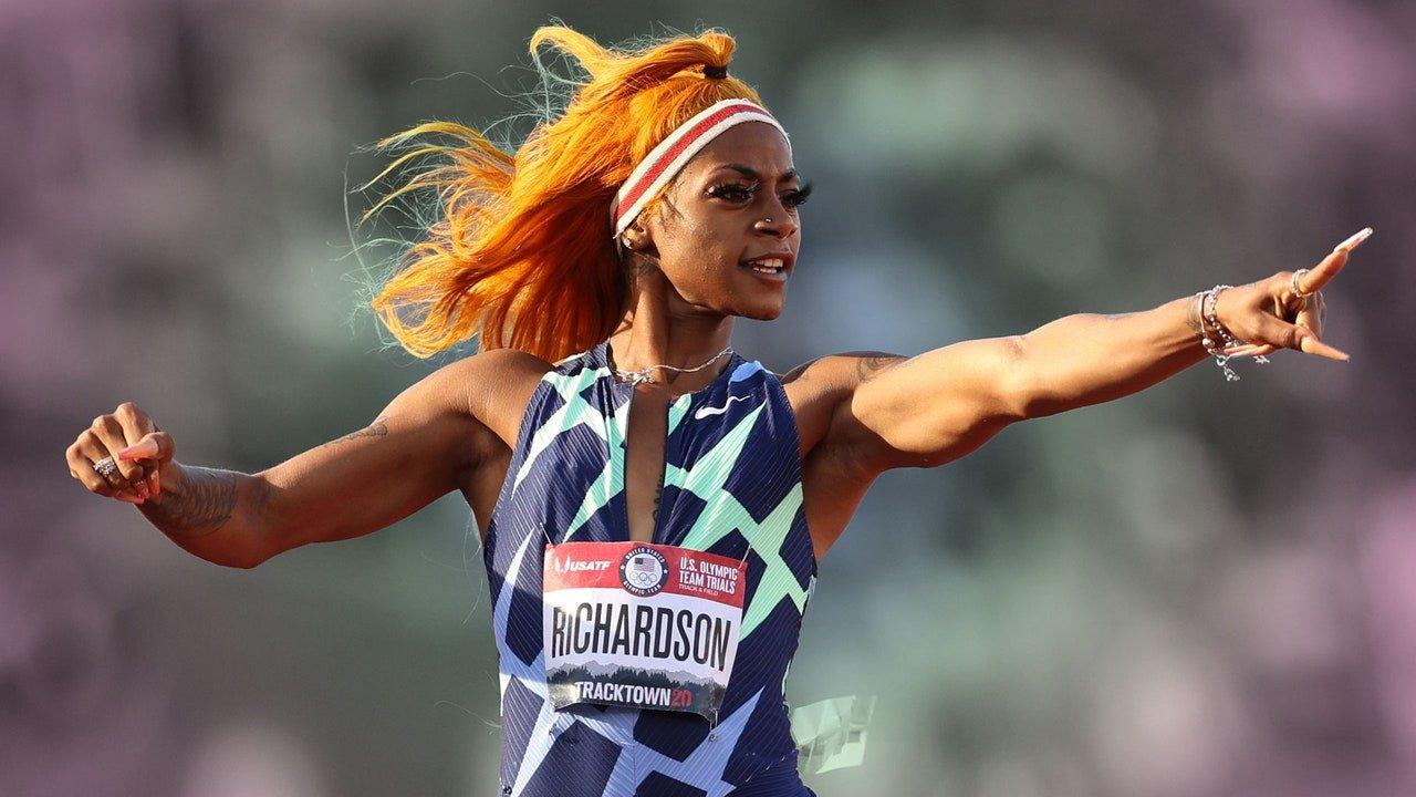 Sha'Carri Richardson Is Still That Girl