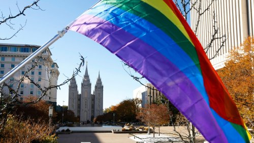 Nearly One in Four Gen Z Mormons Are LGBTQ+