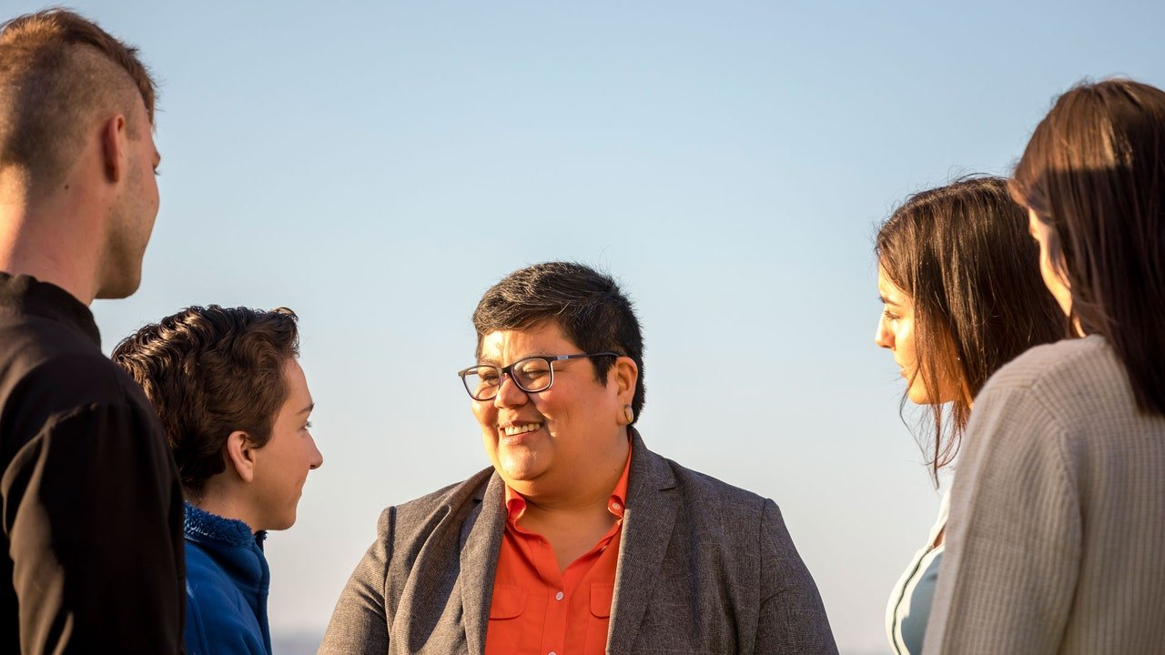 Georgette Gómez Is Running to Become the First Queer Latina in Congress