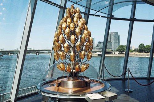 Schokoladenmuseum: Köln'de Rüya Gibi Bir Çikolata Müzesi • theMagger