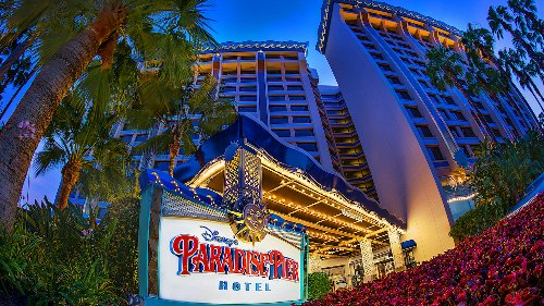 News from the Hotels of the Disneyland Resort! Disney's Paradise Pier Hotel Reopening June 15; More Restaurant Dining Returning to Disney's Grand Californian Hotel & Spa - The Main Street Mouse