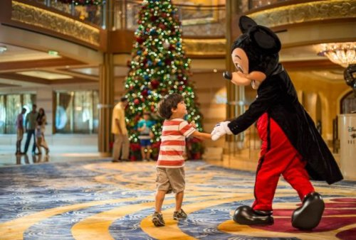 Disney Cruise Line Offers More Holiday Cheer Than Ever Before in Fall 2022 - The Main Street Mouse