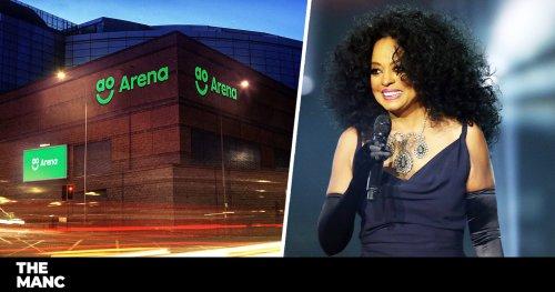Diana Ross announces Manchester AO Arena show for 2022