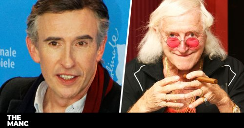 Controversial BBC drama starring Steve Coogan as Jimmy Savile spotted filming in Bolton