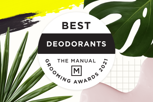 The Best Deodorant and Antiperspirant for Men in 2021 | The Manual