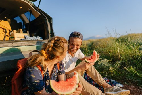18 Best Healthy Snacks to Munch on Road Trips | The Manual