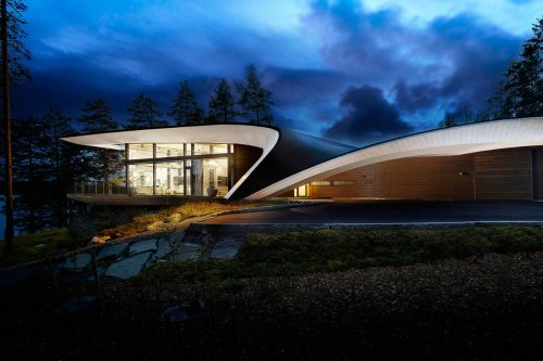 Log Homes cover image