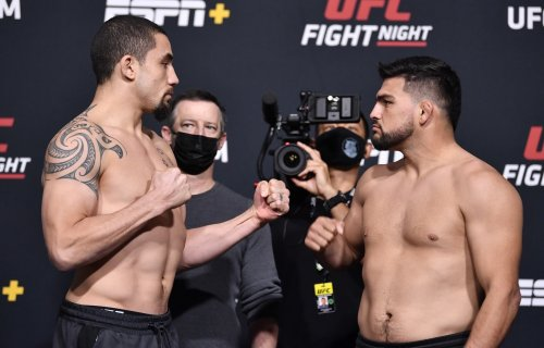 Watch UFC Fight Night: Live Stream Whittaker vs. Gastelum | The Manual