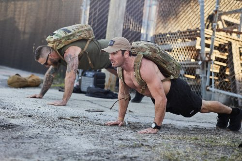 The Best Outdoor Workouts, According to Military Vets | The Manual