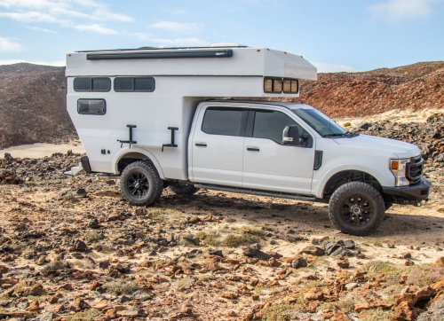 The Baja Adventure Rig Is an Off-Road Apartment on Wheels | The Manual