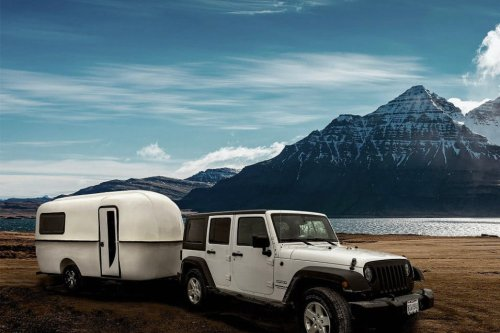 Inside The New Cortes Campers 17-foot Travel Trailer | The Manual