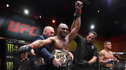 Everything You Need to Know About Kamaru Usman Before UFC 261 | The Manual