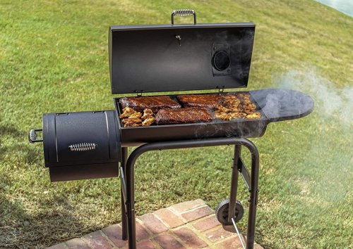 Amazon's Practically Giving Away This Smoker for Summer | The Manual